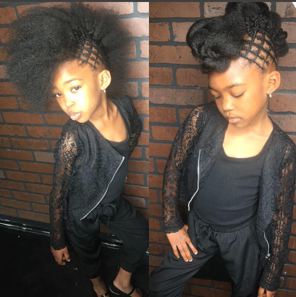 Cute Via Styledbyi Black Hair Information