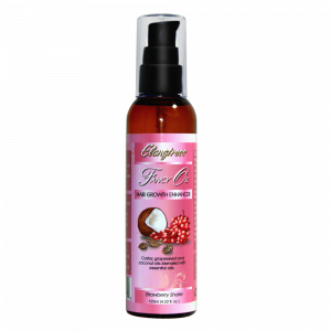 Elongtress Fancy Oil - Hair Growth Enhancer (Strawberry Shake)