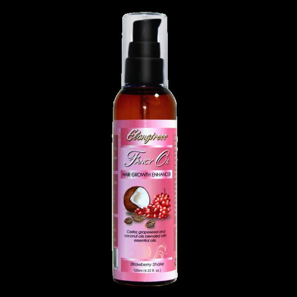 Elongtress Fancy Oil - Hair Growth Enhancer (Strawberry Shake)