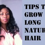 A Few Tips to Grow Natural Hair Fast