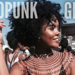 AfroPunk | GRWM & Vlog + Braided Headband Hair Tutorial [Video]