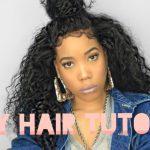 Baby Hair Tutorial (Lay Ya Edges Boo) [Video]