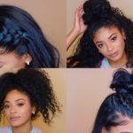 Back to School Hairstyles Curly & Straight [Video]