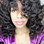 Bantu Knot on Dry Natural Hair – Fluffy Curls [Video]