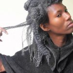 Bentonite Clay on 4a/4b Natural Hair Tutorial