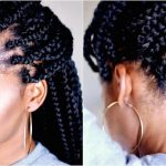 BEST braiding method for CROTCHET braids – looks like REAL box braids, wear it in ANY style [Video]