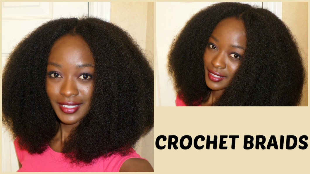 Better Than Marley Hair Crochet Braids With A Cuban Twist Black