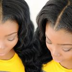 Blending & Straightening Your Leave Out With Your Sew In Weave Tutorial [Video]