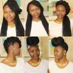 Box Braids or Twist Hairstyles | Casual Look [Video] Shared By Prisca