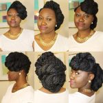 Box Braids or twist hairstyles | Special Occasion