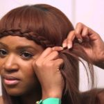 Braided Bang Tutorial [Video]