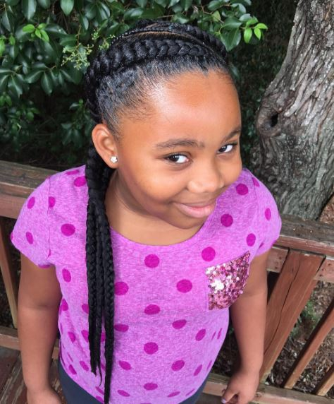 8 Really Cute Braid Styles For Your Pre Teen Or Teenager By Jlowedabraider Gallery Black Hair Information