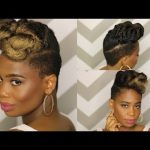 Classic Updo using Clip-ins from Knappy Hair Extensions [Video]