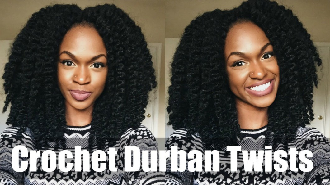 Crochet Braids Underneath : Crochet Braids in Under 1 Hour [Video] - Black Hair Information