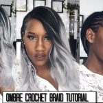 Crochet braids like you've never seen them before | with cornrow pattern