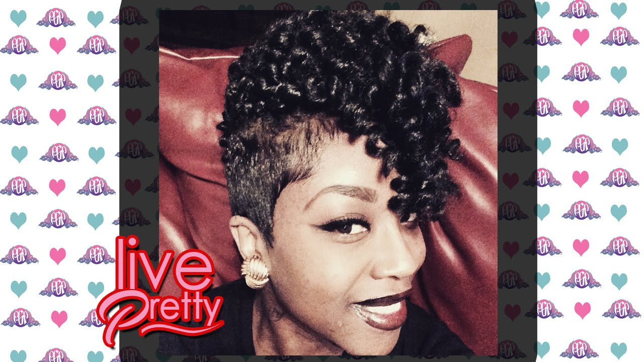 Crochet Braids On Short Relaxed Hair Black Hair Information