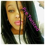 Crochet Braids | Pre Twisted Senegalese