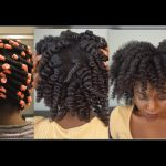 CURLS OF LIFE: SMALL PERM ROD TUTORIAL ON 4C HAIR