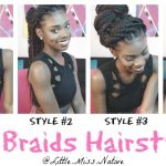 Cute Box Braid Styles [Video]