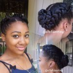 Cute Braided Low Bun [Video]