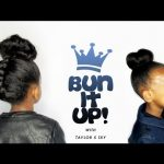 Cute Bun Styles for Kids [Video]