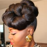 Cute Protective Hairstyle Tutorial [Video]