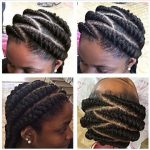 DIY Gorgeous Big Cornrows: Feed In Method [Video]