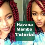 DIY Havana Mambo Twist [Video]