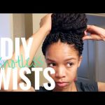 DIY Knotless JUMBO Twists [Video]