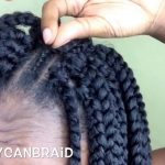 DIY Large Box Braids [Video]