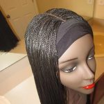 DIY-Micro Braids Wig [Video] – Looks Tedious But Great Results