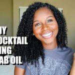 DIY| Mint Awakening Hair Cocktail | LOC Method [Video]