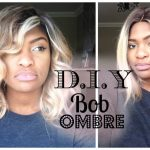 DIY Ombre Bob Tutorial [Video]