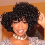 Easy Braid and Curl Tutorial on natural hair using Kurlee Belle [Video]
