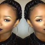 Easy Granny Braid Tutorial Protective Style [Video]
