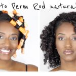 Easy Perm Rod Set | Natural Hair