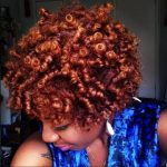 Easy Summer Curls Natural Hair Perm Rod Set