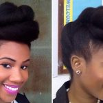 Easy Twisted Pompadour [Video]