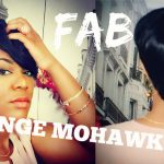 Fab Fringe Mohawk Tutorial [Video]