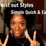 Flat Twist Out Tutorial [Video]