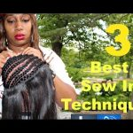 Full Sew in Weave Tutorial – 3 Techniques [Video]