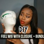 Full Wig With Closure: Peakmill Method [Video]