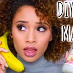 Get Rid of Frizzy Hair! 4 DIY Hair Masks/Treatments [Video]