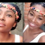 Goddess Twist Feat Flower HeadBand
