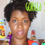 Gorilla Snot and Earwax (Hair Products) – Complete review of ALL COLORS on natural hair [Video]