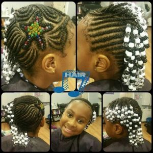 Hair Beads Are Making A Come Back! -9 Gorgeous Styles By Hair Artist @HairMusic