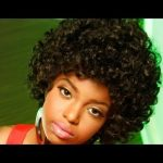Heatless Flexi Perm Rod Super Curly Fro Tutorial