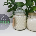 Homemade Shea Butter Cream for Natural Hair & Body [Video]