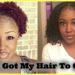 How I Grew My Natural Hair So Fast! [Curly Girl Method, Hair Pills & More]