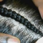 How To Cornrow using Ghana Braid Technique For Graduated Effect [Video]